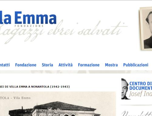 Il progetto Villa Emma
