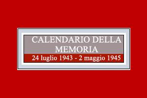 Anpi Modena Calendario della Memoria