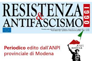 Anpi Modena - Resistenza e Antifascismo