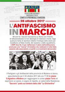 thumbnail of Manifesto 28 ottobre Provinciale Modena