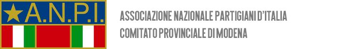Anpi Modena Logo