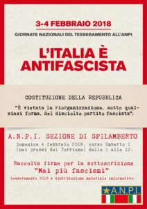 thumbnail of LOCANDINA SPILAMBERTO