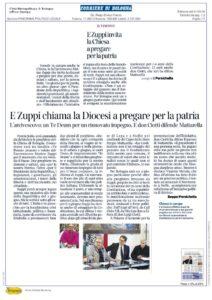 thumbnail of Il Corriere di Bologna